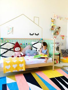 Be Playful with your colour palette - by Kids Interiors