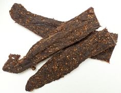 biltong recipe for food dehydrator - basically a south african version of beef jerky