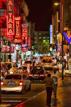Nightlife in Dubai  www.shakilmedia.com