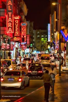 Night or Day, in #dubai there is always something to do