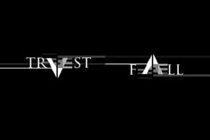 TRUSTFALL Submissive, Vr, New York City, Logos, Gallery, New York, Logo