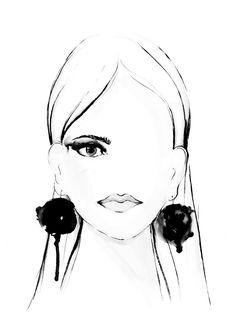 Ich zeige euch, welche 3 Schritte ich verwende, um meine Mode Illustrationen…
