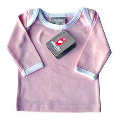Babyushka Organic Long Sleeve Tee - Pink