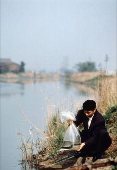 The Eel / Shohei Imamura, 1998