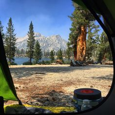 Claire Lake -  Sequoia National Park