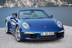 Porsche 911 Carrera 4 and Carrera 4S coupe and cabriolet