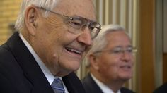 Watch a playlist of inspiring messages Elder Perry shared throughout his life. | Elder L. Tom Perry: An Ordinary Man with an Extraordinary Calling