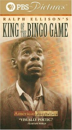 Ralph Ellison's King of the Bingo Game [VHS] Pbs (Direct)
