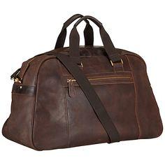 d8b3b66e1fa5 Buy John Lewis Rio Oily Leather Holdall
