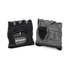 Najbardziej popularne rękawice ze skóry i siatki bawełnianej, połączenie tych dwóch typów materiału zapewnia pewny i mocny chwyt