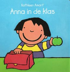 De klas van tante Cathérine!: THEMA: NAAR SCHOOL Anna, Story Time, Childrens Books, Back To School, Disney Characters, Fictional Characters, This Book, Ebooks, Language