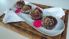 Nyttiga chokladmuffins med kokosolja och banan – Dietistannica