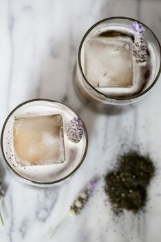 It must be the caffeine in the tea, or maybe it's the combination of the gin, tea and honey… whatever it is, this Earl Grey tea cocktail is an energy booster! I'll sip on one when Zan comes home from work and I'm like an Energizer bunny until 12am. It has a very mild flavor, […]