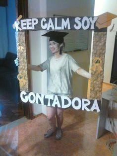 Graduación #keepcalmsoycontadora #2015