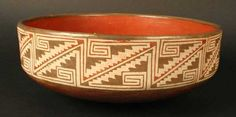 Another example of Diaguita pottery from the northern region of Chile. Stellar proportions and colors