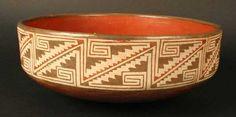 Artesanía Diaguita del norte de Chile.