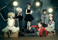 minis Marilyn Monroe, Andy Warhol, Audrey Hepburn, James Dean, Basquiat e Frida Kahlo