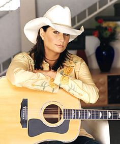 Terri Clark. We saw her in concert a few years ago . She was really good.
