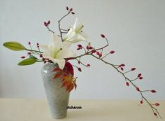 ikebana  style nageire                                                                                                                                                      Plus
