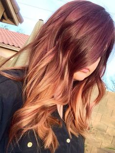 Dark Brown Color Shades Ideas for Long Hairstyles 2018