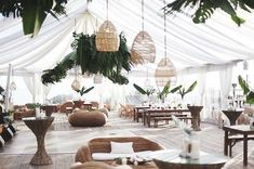 Beach wedding inspiration by wedoido // tags: wedding styling, wedding location, wedding setting // Tent Wedding, Boho Wedding, Dream Wedding, Wedding Day, Wedding Reception, Wedding Lounge, Wedding Table, Wedding Dress, Decoration Restaurant