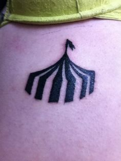 Night Circus Tattoo: Showing off my inner reveur Photo - Marissa S. | Lockerz