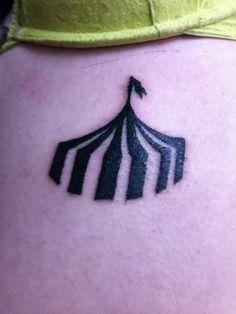 Night Circus Tattoo: Showing off my inner reveur Photo - Marissa S.   Lockerz