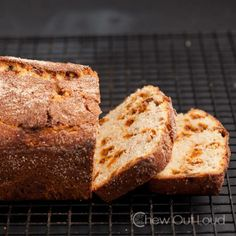 Featured Recipe: Snickerdoodle Bread  By: http://www.chewoutloud.com/  Recipe Pr...See More By: Recipechart.com