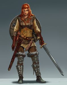 Aalban/Boldavia (Principalities of; Reaches'), Norwold (Oceansend), Helskir (Isle of Dawn), or Dungannon (Redstone Castle; Isle of Dawn) area(s)/region(s) Dungeons And Dragons Characters, Dnd Characters, Female Characters, Fantasy Characters, Fantasy Character Design, Character Concept, Character Art, Fantasy Female Warrior, Fantasy Armor