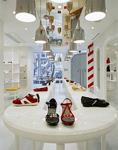 shoe Store Design – Retail Commercial Interior Design