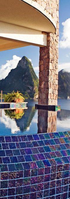 Jade Mountain...St. Lucia  | LOLO