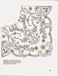 Resultado de imagen para bordados en tul y dibujos