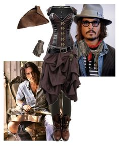 Designer Clothes, Shoes & Bags for Women John Fluevog, Alternative Outfits, Johnny Depp, Famous People, Topshop, Female, Polyvore, Shopping, Clothes