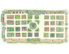 one acre garden plan - Google Search