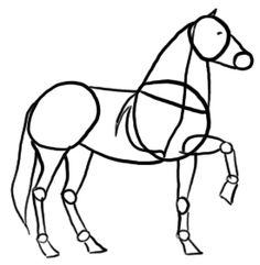 57 Besten Pferde Skizze Bilder Auf Pinterest Horse Sketch Horses