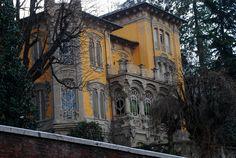 Villa Scott (Profondo Rosso) | Movie on the Road