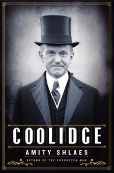 Coolidge/Amity Shlaes/Fountain Bookstore