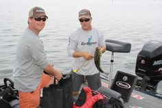 973d5462bb AOY Brent Chapman   Kris Dew Getting ready for weigh-in on the Fish With