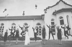 Unique Large Bridal Party Photography Brisbane Bowen Hills Our Lady of Victories Church Wedding Photographer Brisbane Anna Osetroff