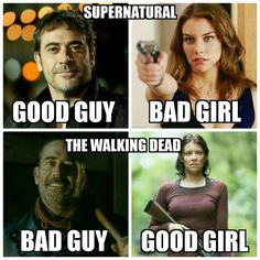 Jeffrey Dean Morgan is awesome! I liked Bella. Too bad some Supernatural fans feel threatened by every female character who is not a Lesbian. Lauren Cohan is off doing better things anyway ;)