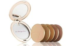 Jane Iredale's pressed foundation is another product that was made to be refilled (the compact and foundation are sold separately), which makes it easy to re-up when you've hit pan. Jane Iredale PurePressed Base Mineral Foundation Refill, $42, available at Jane Iredale. #refinery29 http://www.refinery29.com/best-makeup-on-a-budget#slide-10
