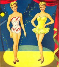 Judy Holliday 1954
