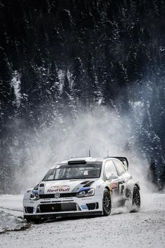 Polo R WRC. Would love to rally race