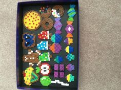 Perler beads crafts by Olivia H.