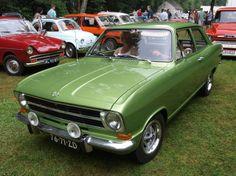 1973 - Opel Kadett  B - front side