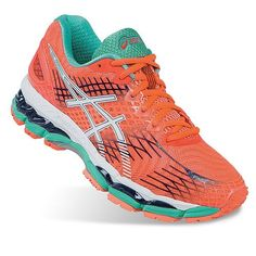 ASICS GEL-Nimbus 17 Women's Running Shoes.   Great support and amazing cushioning.