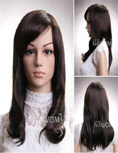 Synthetic fiber of 100% Kanekalon Wig
