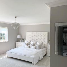 Hampton and Astley - Home to Your Inspiration Beans On Toast, Pump House, Linen Bedding, Bed Linen, Luxury Bedding, King Size, The Hamptons, Mattress, New Homes