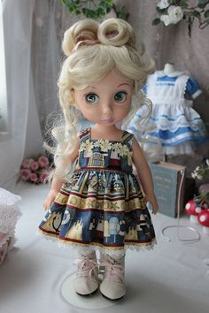 Disney animator Dolls More