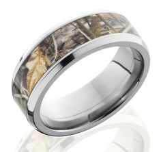 camo ring - Danny would love this! i know too late